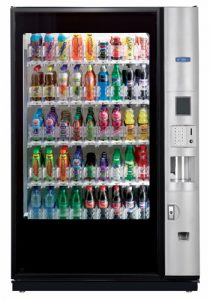 cold drinks vending machines