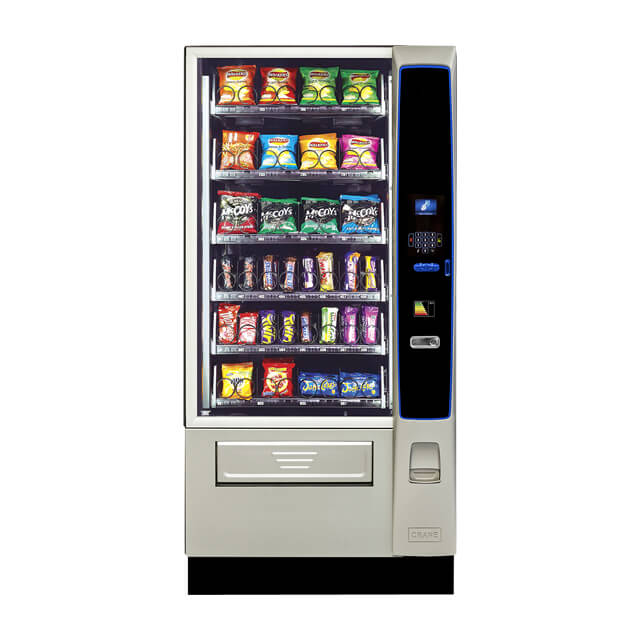 snack & cold drinks vending